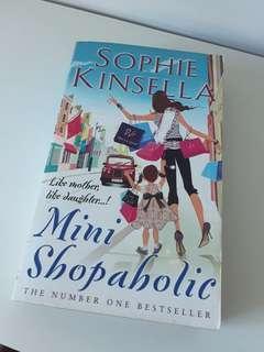 Mini Shopahoplic by Sophie Kinsella