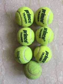🚚 Tennis Balls ( 7 balls)