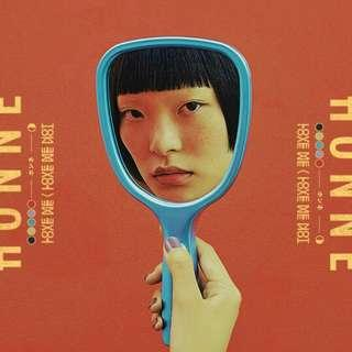 Honne concert ticket live in KL