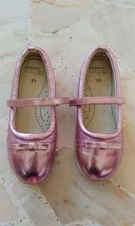 🚚 Used Pediped Girls Shoes (Size 33)