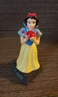 白雪公主 snow white珍藏陶瓷彩繪景品1996年中古💖包平郵📮