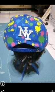 🚚 美式New York棒球後扣帽 二手出清