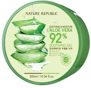 Nature Republic Soothing Aloe Gel