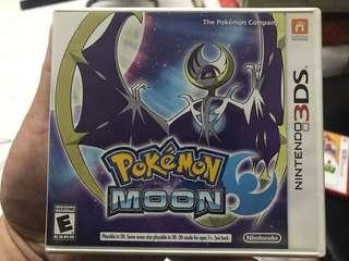 3DS GAMES Pokémon Sun and Moon