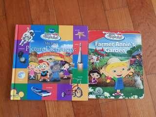 Little Einsteins books