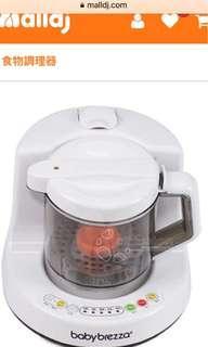 🚚 美國babybrezza 副食品自動料理機 贈蒸蛋器