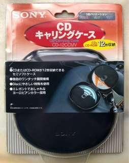 Sony CD-12CCMV Deep Purple CD Carrying Case (CD 套)