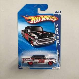 Hot Wheels Chevy Bel Air