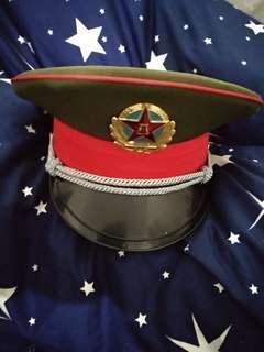 解放軍—陸軍軍帽