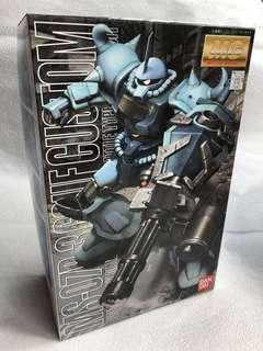 Gundam MS-07B-3 Gouf Custom Mobile Suit Action Figure 1/100 size (模型)