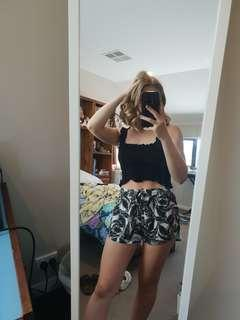 Cotton On Top and Factorie Shorts