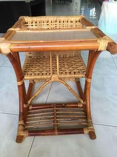 Bamboo baby chair