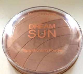 Maybelline Dream Sun Bronzing Powder-02 brunette