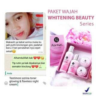 Azrina whitening series