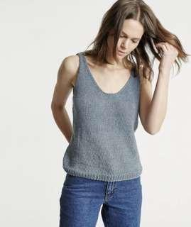 (Knit Kit) Wool and the Gang- Farrah Top