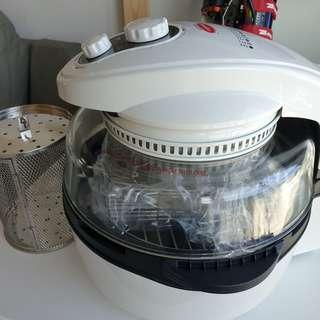 Europace 5 in 1  air fryer and turbo oven