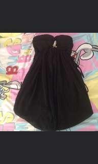 Black tube/Halter dress