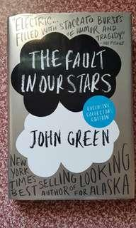 The Fault in Our Stars Exclusive Collector's Edition