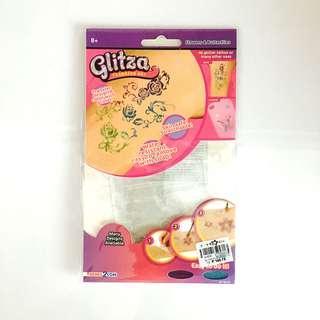 Glitza Transfer Art (Glitter Tattoo)