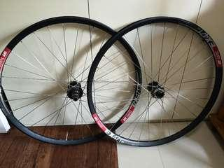 XO wheelset