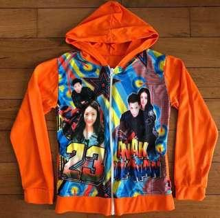 Orange Jacket 4-7yrs
