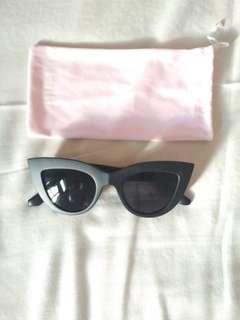 Cat Eye Black SunGlassess