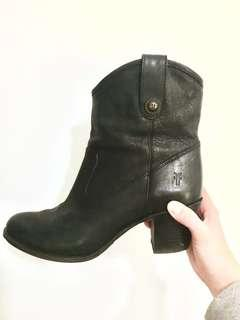 Frye Jackie Ankle Boots