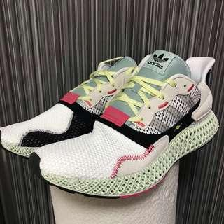 (In Stock) US12 Adidas ZX 4000 Futurecraft 4D Shoe