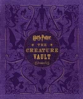🚚 Harry Potter: The Creature Vault : The Creatures and Plants of the Harry Potter Films
