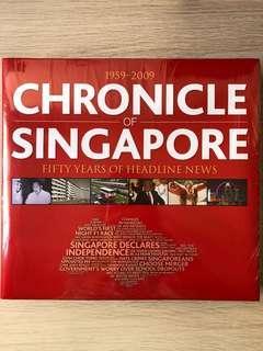 🚚 chronicle of singapore