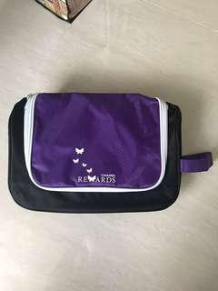 2-in-1 Toiletries & Gym Bag