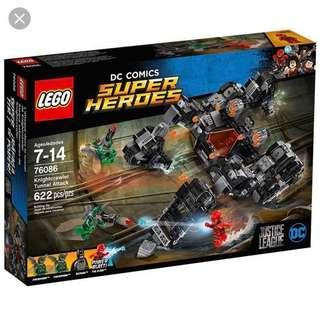 Lego 76086 全新未砌 無人仔
