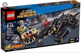 Lego 76055 全新未砌無人仔