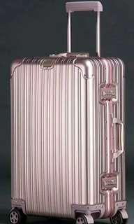 """Luggage (Large Size 29"""" Aluminum Series in Rosegold)"""
