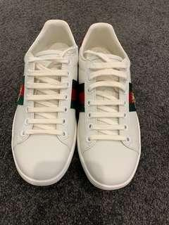 Gucci Ace Sneakers Size 36