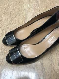 #SuperDeal Authentic Bally shoes, LIKE NEW, black calf 37 in original box