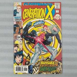 Generation X #-1