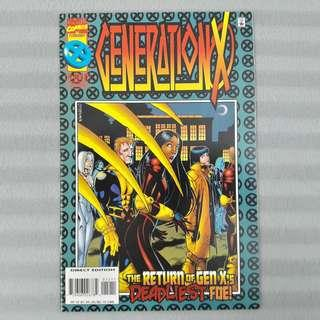 Generation X #12