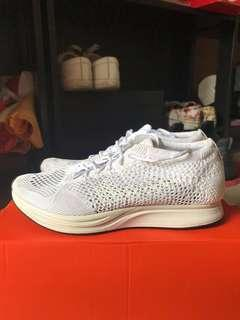 3afe066b556cb Nike Flyknit Racer Goddess men us6 woman us7.5