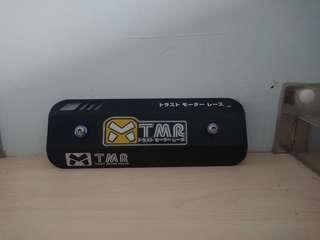 TMR 排氣管護蓋