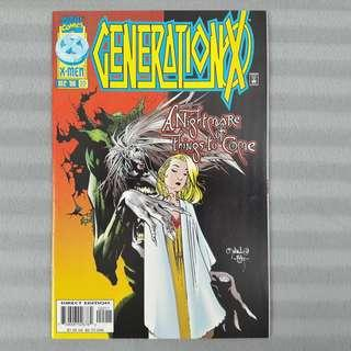 Generation X #22