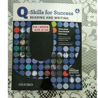 Skill for Success 4 - Oxford
