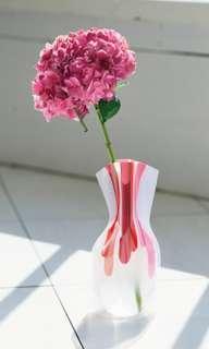Hope Forever Blossoming Flower Vase