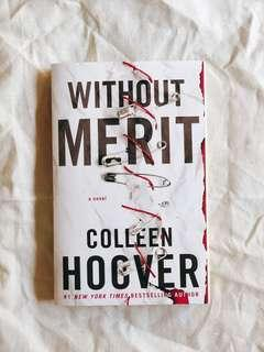 Colleen Hoover - Withour Merit