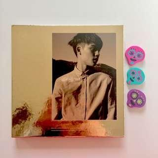 EXO Exodus Album Korean Version D.O. Kyungsoo Cover