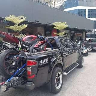 Motorcycle Delivery & Towing 24Hours