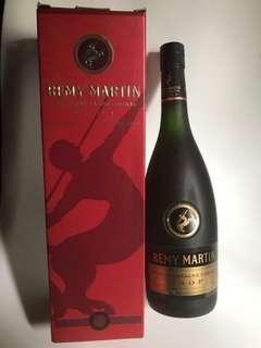 Remy Martin 干邑百蘭地 舊裝