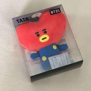 Official BT21 Tata Bag Charm