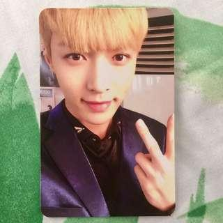 EXO Exodus Lay Yixing Official Photocard