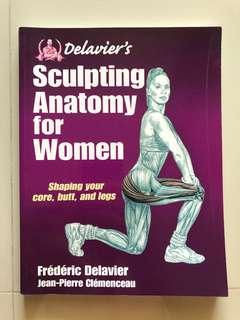 🚚 Book - Sculpting anatomy for women